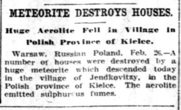 Published in Washington Herald, 2/27/1914