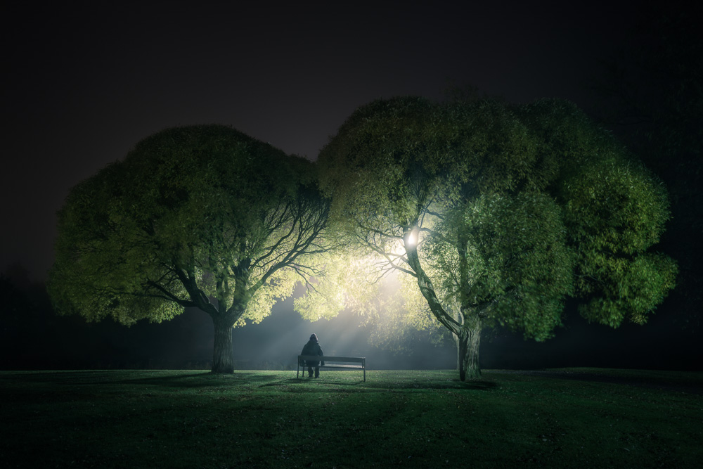 Night at the Park by Mikko Lagerstedt, DeviantArt