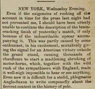 Daily Telegraph, 6/18/1914