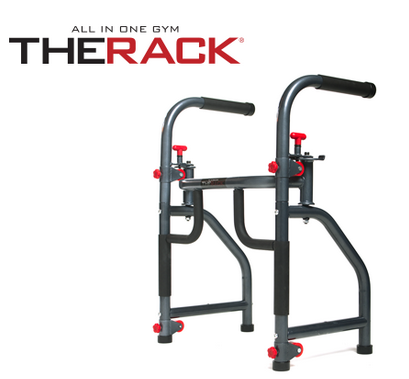 THE RACK: Appropriately named after a torture device