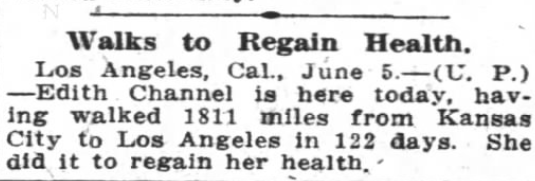 Oregon Daily Journal, 6/5/1915