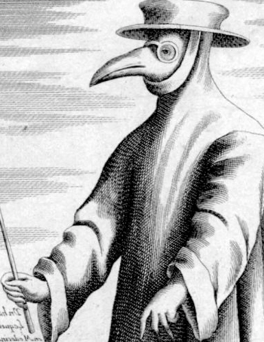Plague_doctors'_beak_shaped_mask